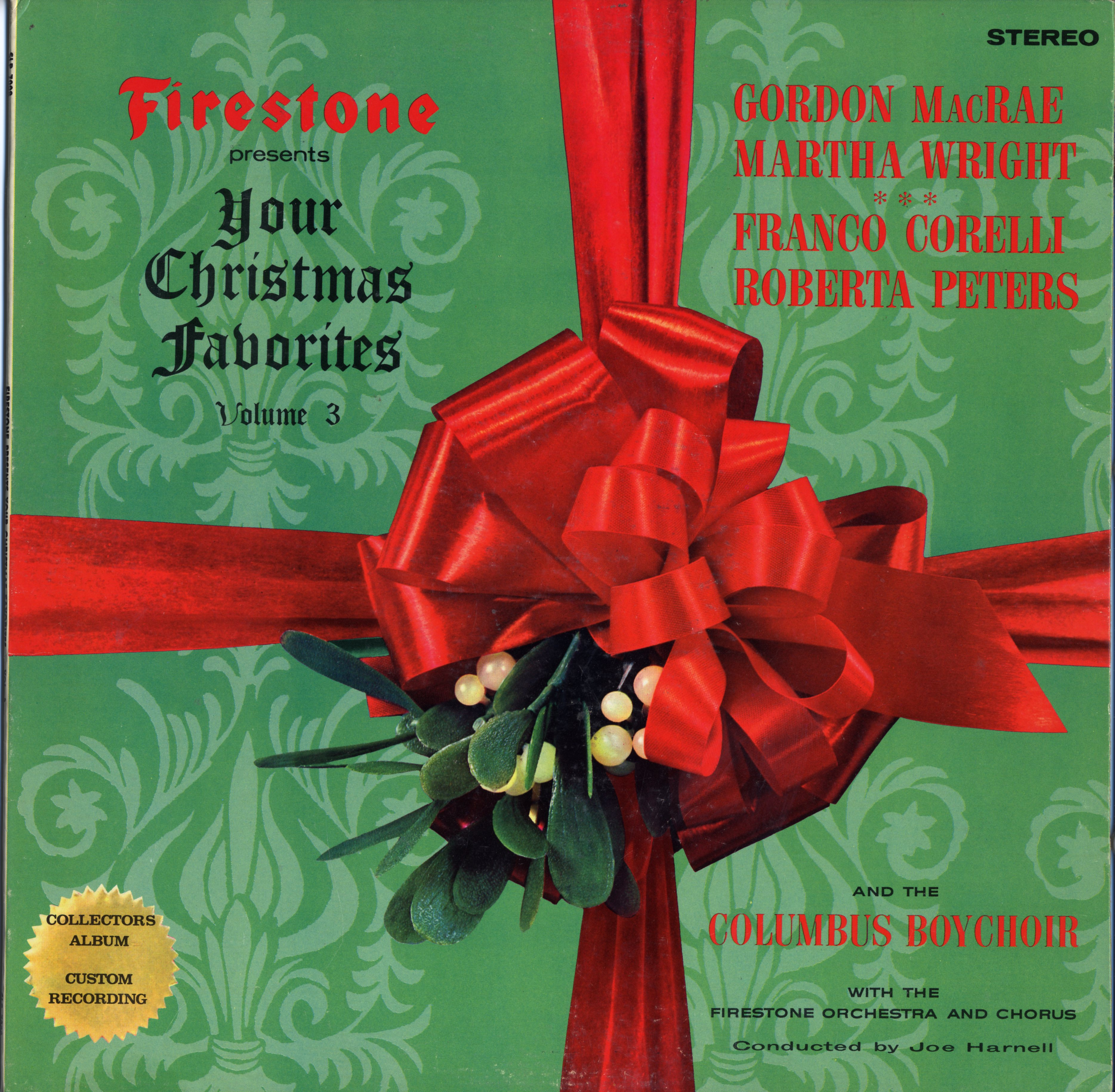 Julie Andrews Firestone Favorite Christmas Julie Andrews